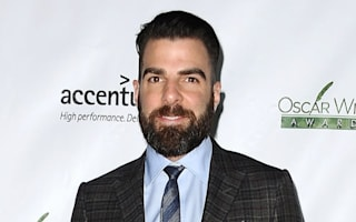 Zachary Quinto slams Trump over transgender students at Oscar Wilde Awards