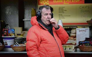 Jeremy Clarkson in trouble again after flying drone near rare falcons