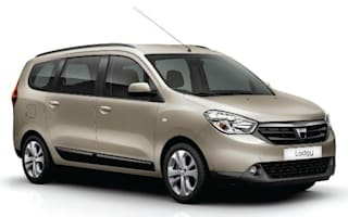 Lodgy MPV to join Dacia line-up