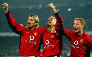 Veron: I should not have left United