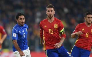 Real Madrid confirm Grade II sprain for Ramos