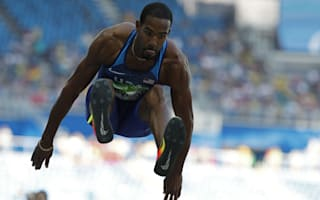Rio 2016: Taylor defends triple jump crown
