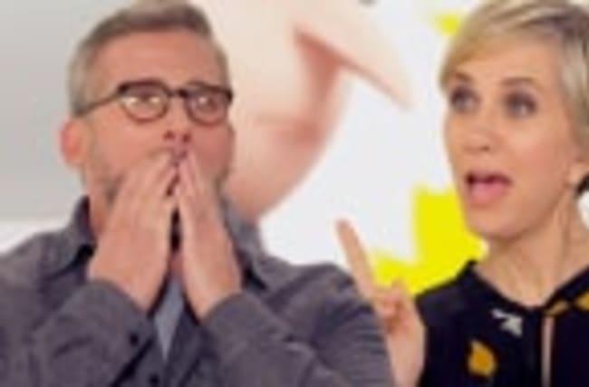 Steve Carrell & Kristen Wiig Sing '80s Karaoke - Despicable Me 3 Interview