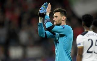 Draw a good result, insists Tottenham hero Lloris