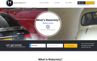 New online service allows users to create digital history of vehicle