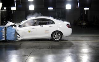 Chinese improving while Jag drops a star in Euro NCAP tests