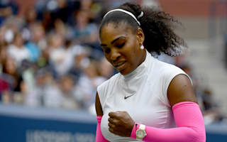 Serena reaches quarters, Radwanska ousted by teenager