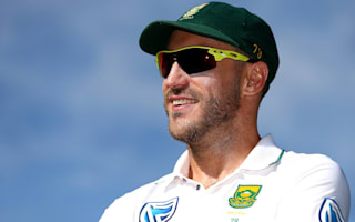 Du Plessis charged with ball tampering