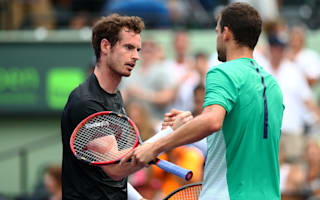 Murray crashes out as Nishikori reaches fourth round at Miami Open