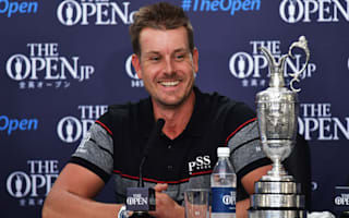 Stenson proud to secure Swede success