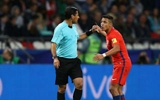 Confederations Cup Social Diary: Record man Sanchez shines as rivals fail to bury hatchet