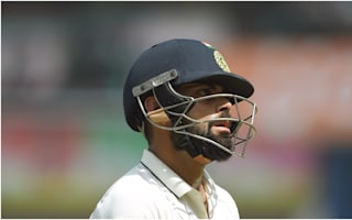 Kohli blasts India's worst batting display in years