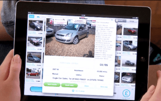 Auto Trader launches new iPad app