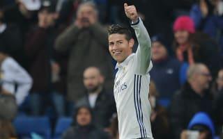 James has not said goodbye to Real Madrid - Nacho