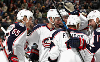 Blue Jackets win eighth straight, Penguins beaten