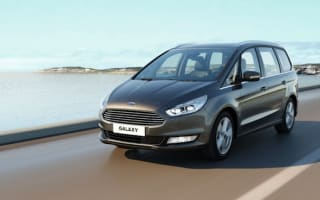 First drive: Ford Galaxy