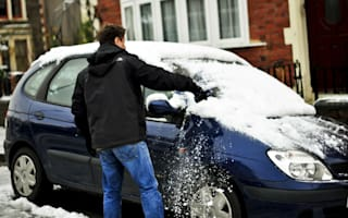 Snow-laden cars could prove costly for motorists