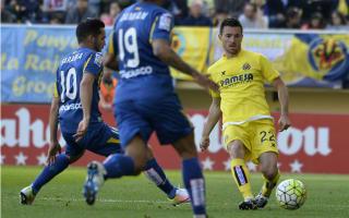 Villarreal hand contract extensions to Rukavina, Bonera