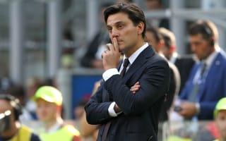 'Bitter' Montella tells AC Milan to improve