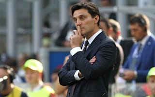 'Bitter' Montella tells AC Milan to improve
