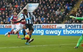 Newcastle United 2 West Ham 1: Perez and Wijnaldum give McClaren's men vital win