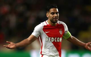 Falcao wants Monaco stay