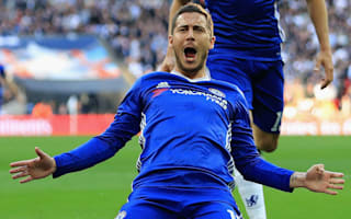Conte can't guarantee Hazard stay as Madrid circle Chelsea star