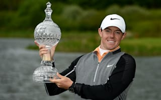 McIlroy delighted with maiden Irish Open title