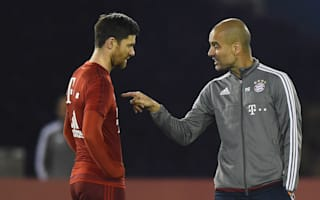 Guardiola will leave great legacy behind at Bayern - Alonso