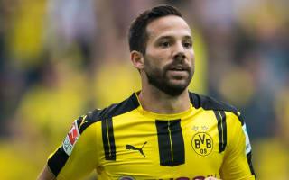 Dortmund's Castro hopeful of Germany recall