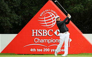 Matsuyama maintains control in Shanghai