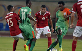 Ah Ahly 2 ZESCO United 2: Jol's side on brink of elimination