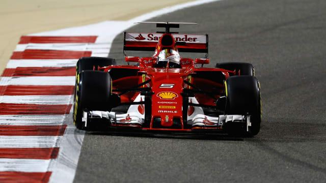 Sebastian Vettel wins Bahrain Grand Prix for Ferrari