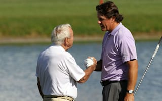 Mickelson: Palmer was my model on and off the course