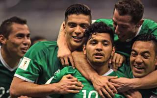 Mexico 2 Canada 0: Guardado, Corona score as Mexicans qualify for final round