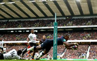 Rokoduguni sparkles as England trounce Fiji