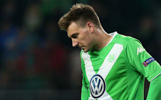 Bendtner was a menace to Wolfsburg - Allofs