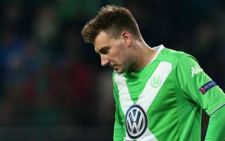 Bendtner was a menace to Wolfsburg - Allofs