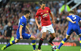 Ibrahimovic: I did not come to Manchester United to waste time