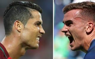 Ronaldo: Griezmann said he hates me