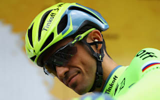 Contador supported by Degenkolb in Trek-Segafredo Tour de France team