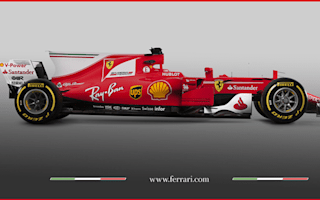 Ferrari unveil latest challenge to Mercedes, the SF70H