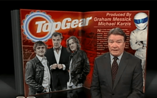 Video: Top Gear gets the 60 Minutes treatment