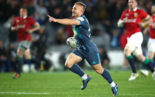 West gives Lions the Auckland blues
