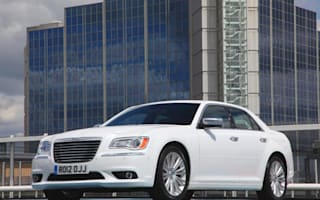 London Motorexpo debuts Chrysler 300c