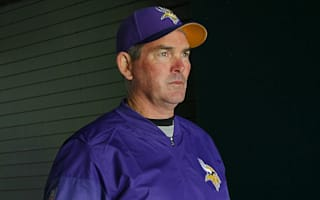 Vikings without coach Zimmer against Cowboys after emergency eye surgery