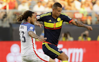 Colombia v Paraguay: Moreno and Cardona vie to replace James