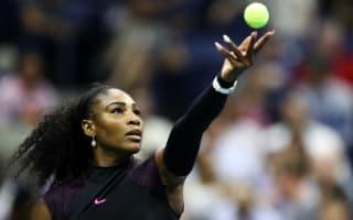 Serena storms into US Open third round, Radwanska and Halep advance