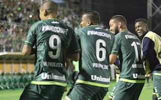 Chapecoense crowned state champions after plane tragedy