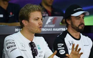 Rosberg wanted Alonso to replace him at Mercedes
